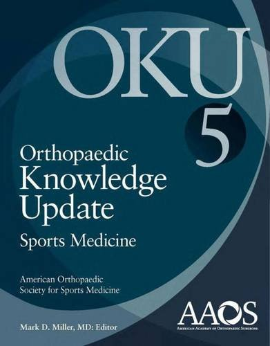 9781625523280: Orthopaedic Knowledge Update: Sports Medicine 5