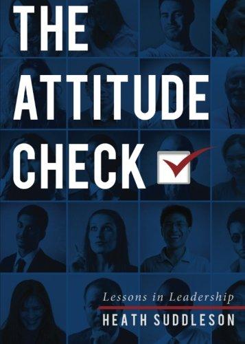 9781625635839: The Attitude Check