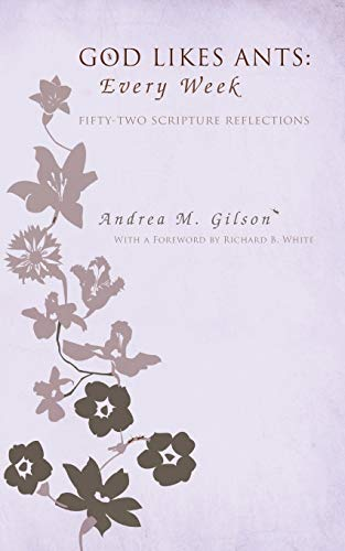 9781625641038: God Likes Ants: Every Week: Fifty-two Scripture Reflections