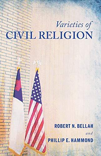9781625641922: Varieties of Civil Religion: