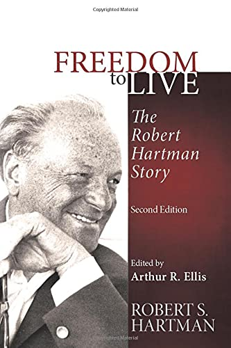 9781625645005: Freedom to Live: The Robert Hartman Story