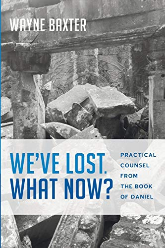 9781625647764: We've Lost. What Now?: Practical Counsel from the Book of Daniel