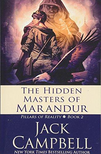 9781625671332: The Hidden Masters of Marandur (The Pillars of Reality) (Volume 2)
