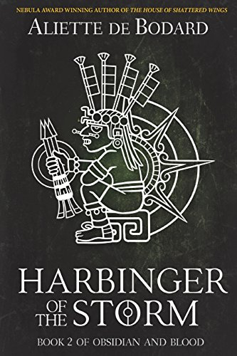 9781625672490: Harbinger of the Storm (Obsidian and Blood) (Volume 2)