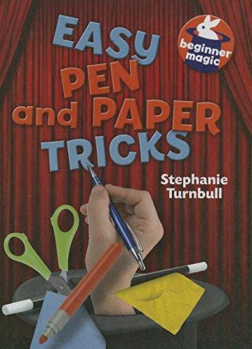 9781625880093: Easy Pen and Paper Tricks (Beginner Magic)