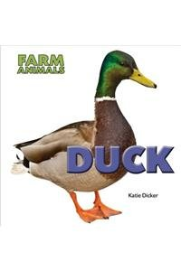 Duck (Farm Animals): Dicker, Katie
