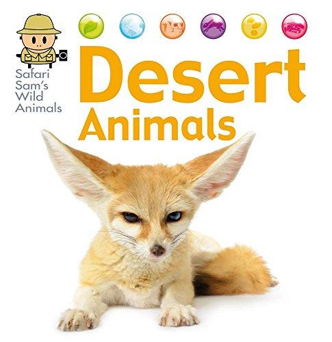 Desert Animals (Hardcover): David West