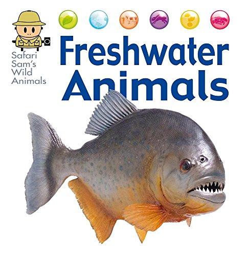 Freshwater Animals (Hardcover): David West