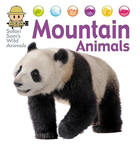 Mountain Animals (Hardcover): David West
