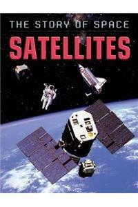 Satellites (Hardcover): Steve Parker