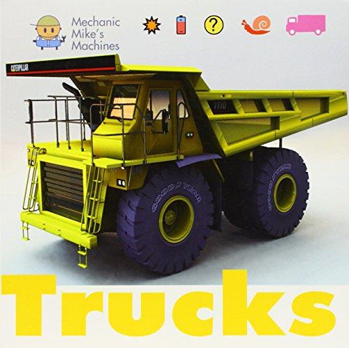Trucks (Mechanic Mike's Machines): West, David