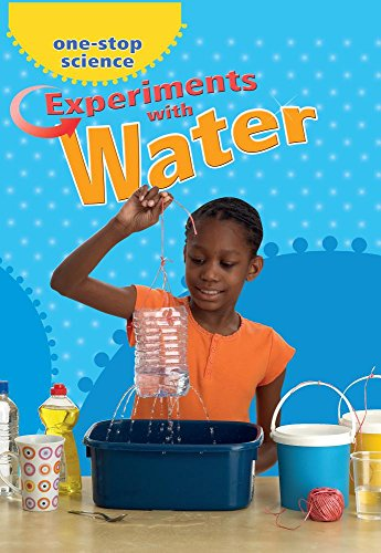Experiments with Water (Hardcover): Angela Royston