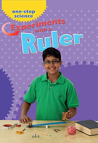 Experiments with a Ruler (Hardcover): Angela Royston