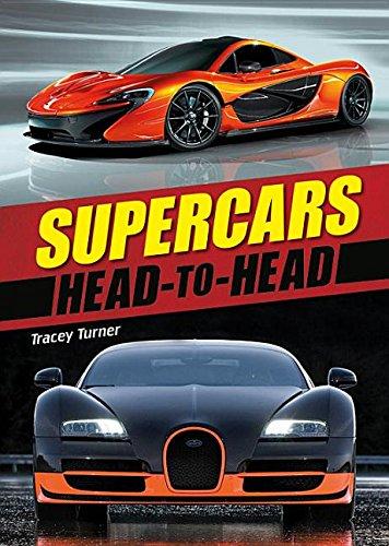 9781625881502: Supercars (Head-to-head)