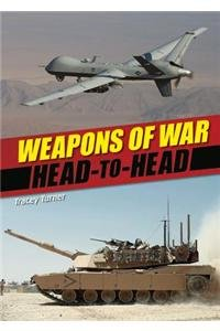 9781625881519: Weapons of War (Head-to-Head)