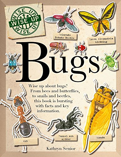 Bugs (Hardcover): Kathryn Senior