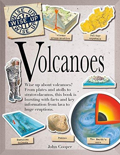 Volcanoes (Hardcover): John Cooper