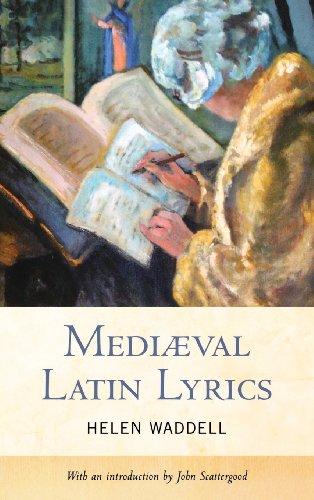 9781625907417: Mediaeval Latin Lyrics