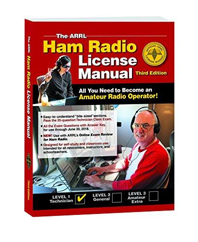 9781625950130: The ARRL Ham Radio License Manual