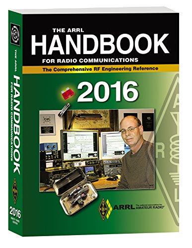 9781625950420: The ARRL 2016 Handbook for Radio Communications Hardcover