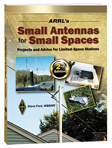 9781625950512: ARRL's Small Antennas for Small Spaces