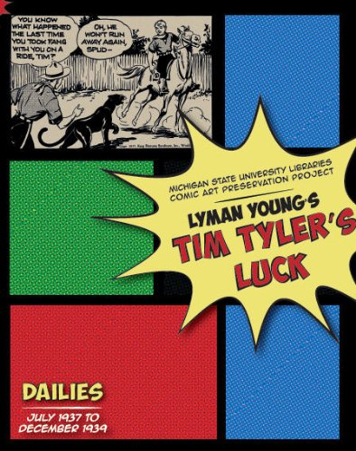9781626100237: Tim Tyler's Luck: Daily Strips, July 1937 - December 1939