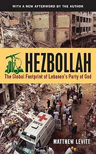 9781626160149: Hezbollah: The Global Footprint of Lebanon's Party of God