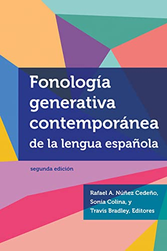 9781626160415: Fonología generativa contemporánea de la lengua española (Georgetown Studies in Spanish Linguistics) (Spanish Edition)