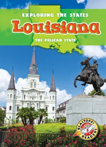 Louisiana: The Pelican State (Library Binding): Lisa Owings
