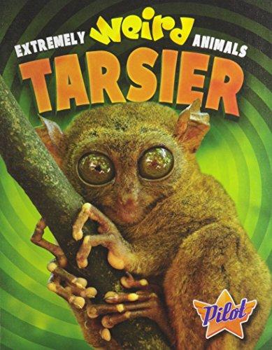 Tarsier (Extremely Weird Animals): Leaf, Christina