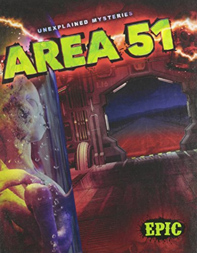 Area 51 (Library Binding): Nadia Higgins