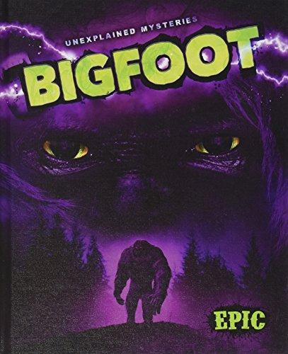 Bigfoot (Unexplained Mysteries): McClellan, Ray