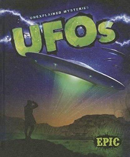 UFOs (Library Binding): Nadia Higgins