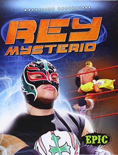 9781626171435: Rey Mysterio (Wrestling Superstars)