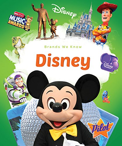 9781626172050: Disney (Brands We Know)