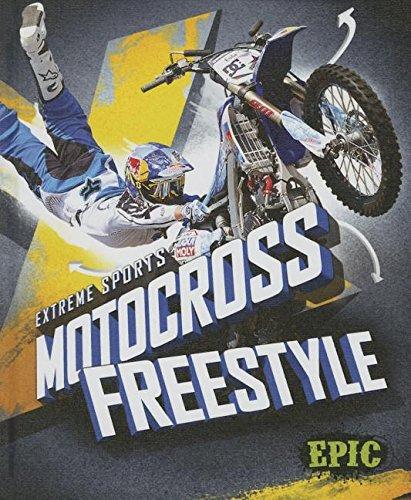 Motocross Freestyle (Extreme Sports): Thomas K Adamson