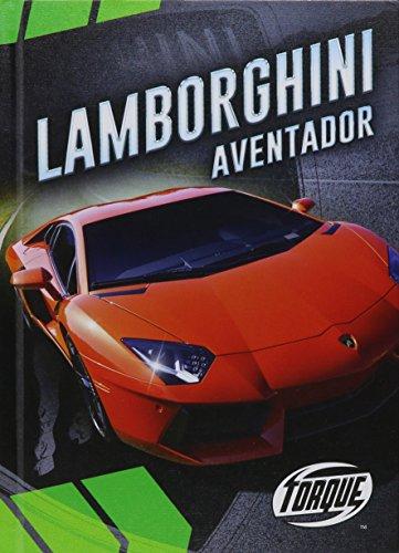 Lamborghini Aventador (Hardcover): Calvin Cruz