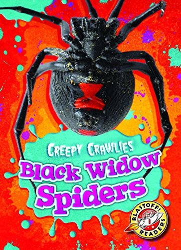 9781626172999: Black Widow Spiders (Blastoff Readers. Level 1)