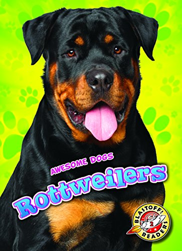 9781626173071: Rottweilers (Awesome Dogs)