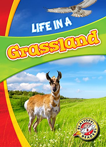 9781626173187: Life in a Grassland (Biomes Alive!)