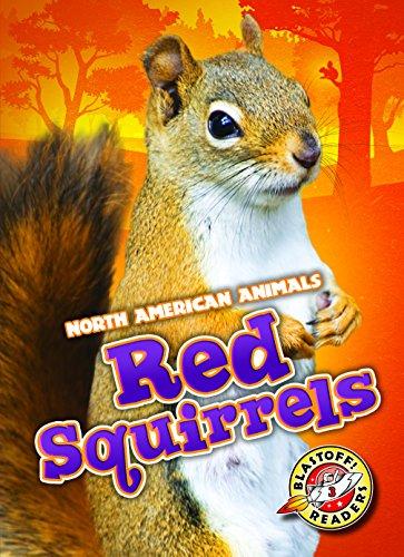 9781626173361: Red Squirrels (Blastoff Readers. Level 3)