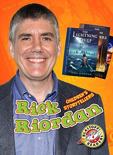 9781626173422: Rick Riordan (Blastoff Readers. Level 4)