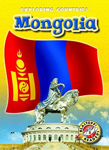 9781626173446: Mongolia (Blastoff Readers. Level 5)