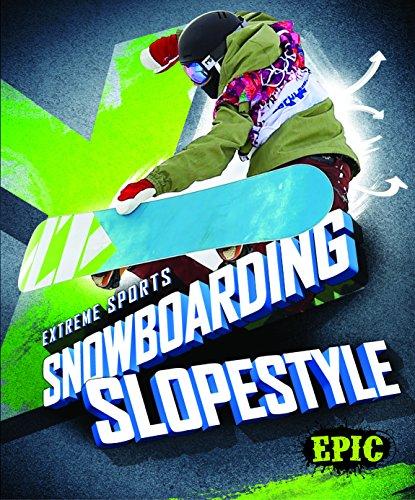 Snowboarding Slopestyle: Adamson, Thomas K.
