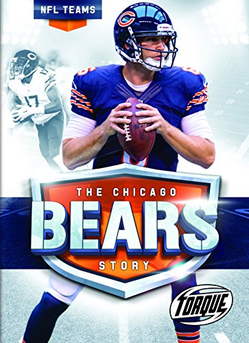 The Chicago Bears Story (Hardcover): Allan Morey