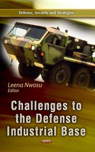 Challenges to the Defense Industrial Base: Leena Nwosu