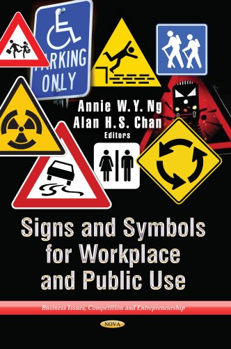 9781626184718: Signs and Symbols For Workplace and Public Use (Business Issues, Competition and Entrepreneurship)