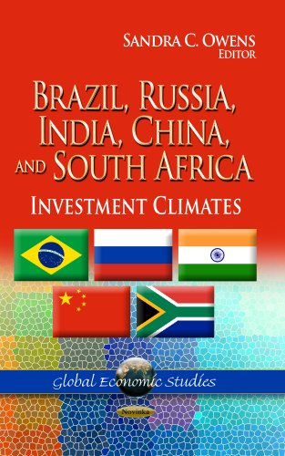 Brazil, Russia, India, China, and South Africa: Investment Climates (Global Economic Studies)