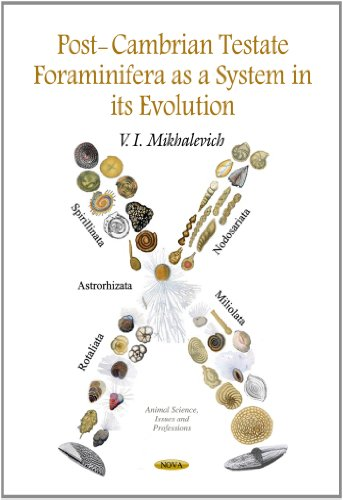 9781626187726: Post-Cambrian Testate Foraminifera As a System in Its Evolution (Animal Science, Issues and Professions)