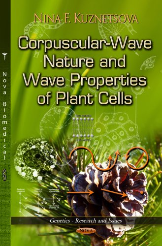 Corpuscular-Wave Nature & Wave Properties Of Plant